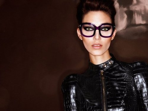 Tom Ford's Fall campaign features model Kati Nescher and is just oozing luxury, glamour, and sex appeal.