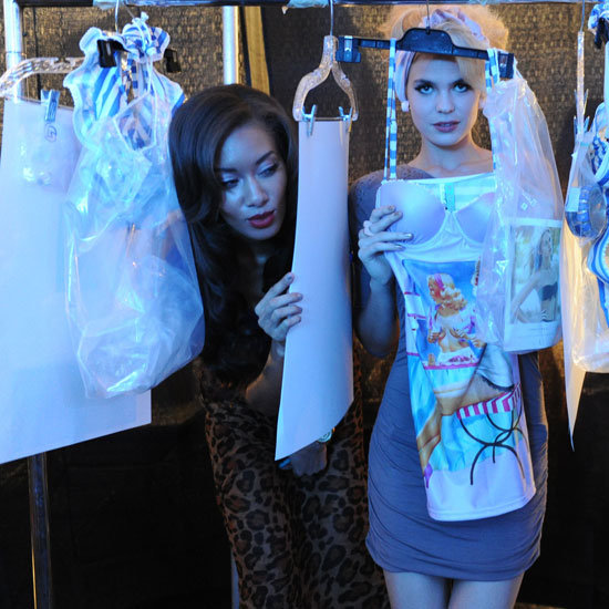 Go Backstage at Lisa Blue's Miami Swim Fashion Week Show!
