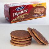 McVitie's Digestive Milk Chocolate Flavor