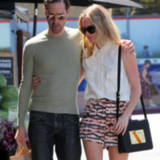 Kate Bosworth's Killer Street Style: Topshop Shorts, Equipment Shirt, Tom Ford Shirt = Perfection!