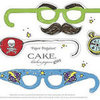 Cake Vintage Place Mats For Kids