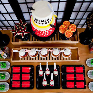 Ninja Birthday Party Ideas From Lego Ninjago