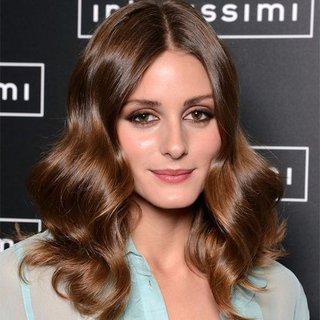 Olivia Palermo Wavy Hair How-To