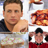 What USA's Olympians Eat, Both on and Off the Clock