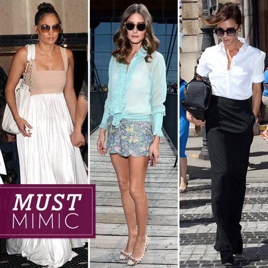 This Week's Most Spectacular Celebrity Looks We Can't Wait to Copy!