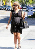 Reese Witherspoon stopped for lunch in LA.