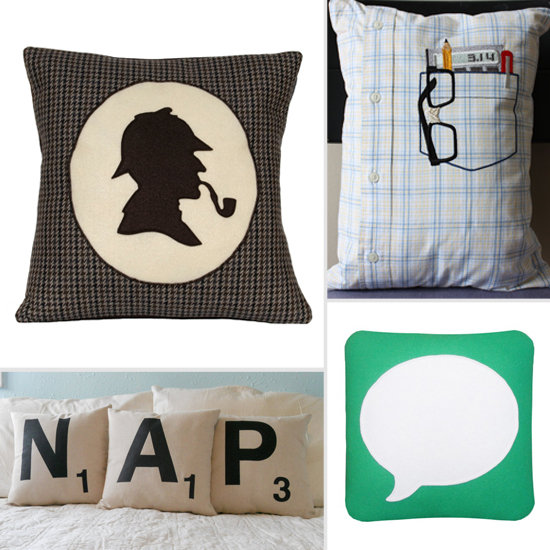 20 Pillows to Geek Out Your Space
