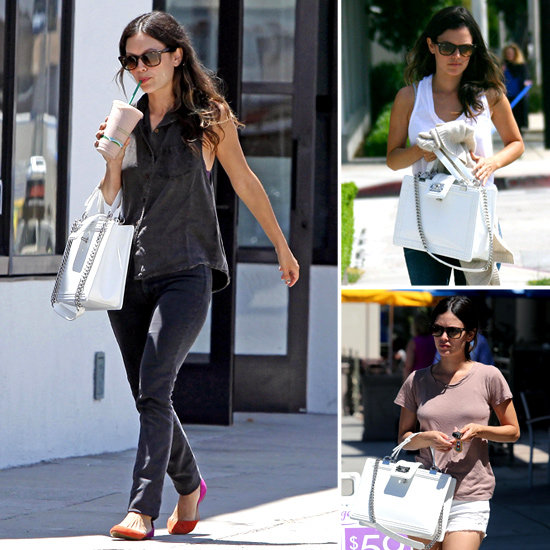 In Love With . . . Rachel Bilson's Boy Chanel Bag