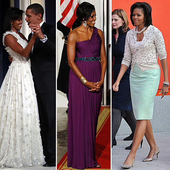Michelle Obama's most memorable quotes on what else? Fashion!
