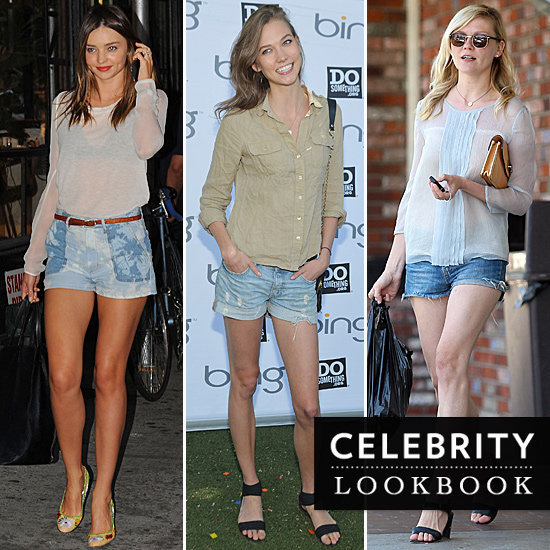 Need a little styling inspiration? How to wear your cutoff shorts to perfection.