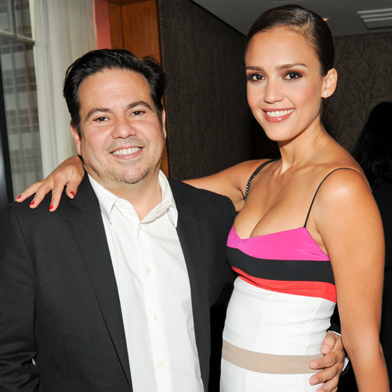 Perfect Pairs: Narciso Rodriguez and Jessica Alba Fete the Designer's Debut Shoe Collection