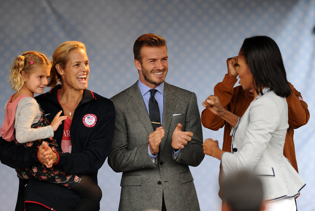 David Beckham Photos