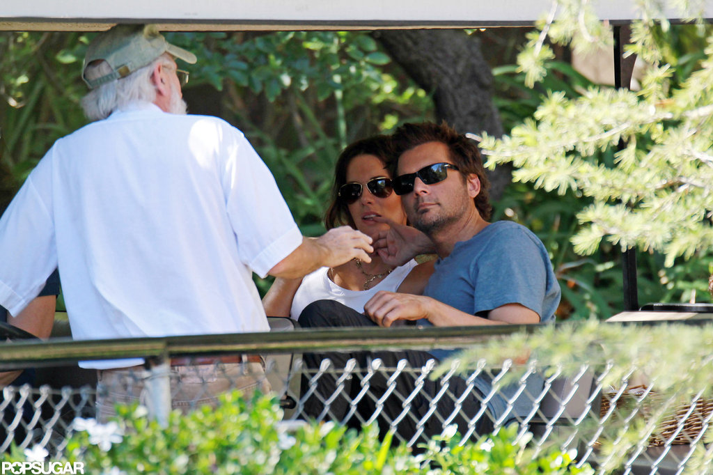 Kate Beckinsale and Len Wiseman toured the LA Zoo.