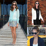 Celebrity Style Recap For July 23, 2012