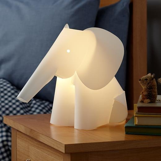 The Land of Nod Elephant Night Light
