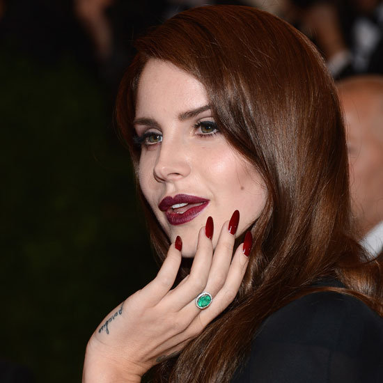 Splendour Special: Lana Del Rey's Top 7 Beauty Looks
