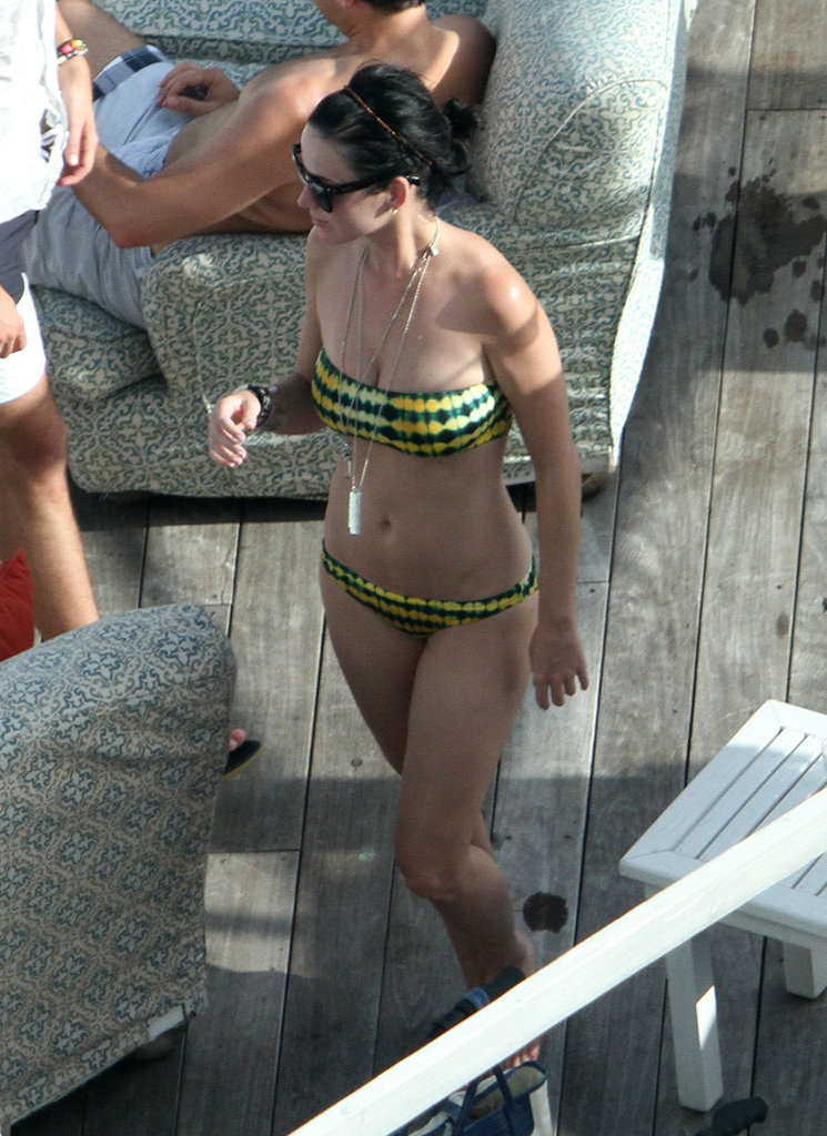 Katy Perry Shows Off Her Curves in Another Sexy Bikini