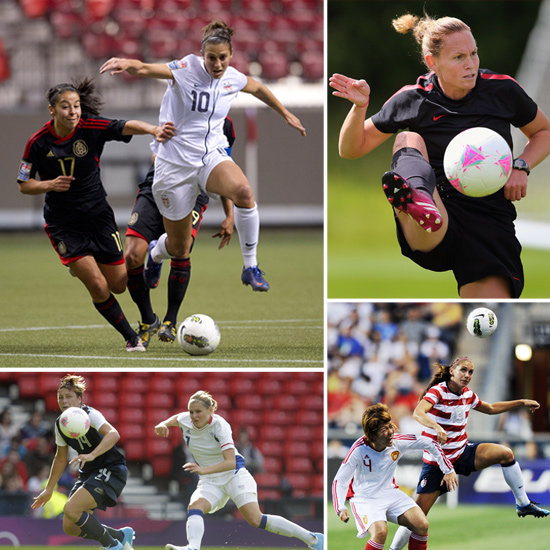 Women to Watch: US Olympic Soccer Team