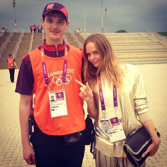 Stella McCartney&#039;s Olympic Instagrams 