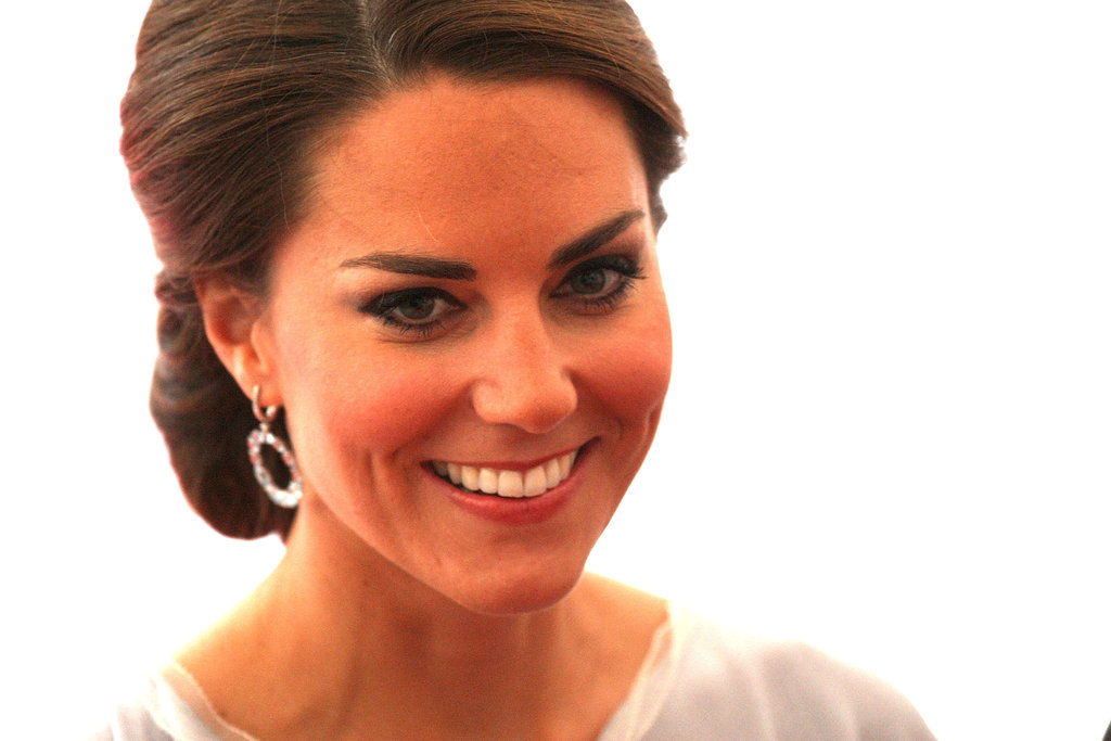Kate Middleton Breaks From Olympics-Watching For a Gala