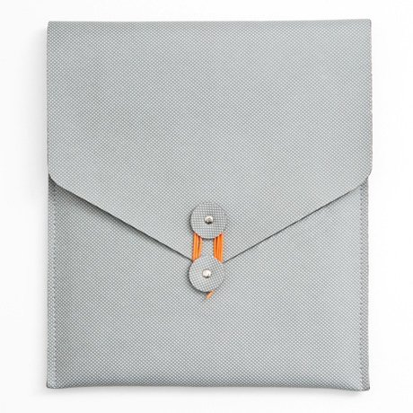 Gray Envelope iPad Case ($48)