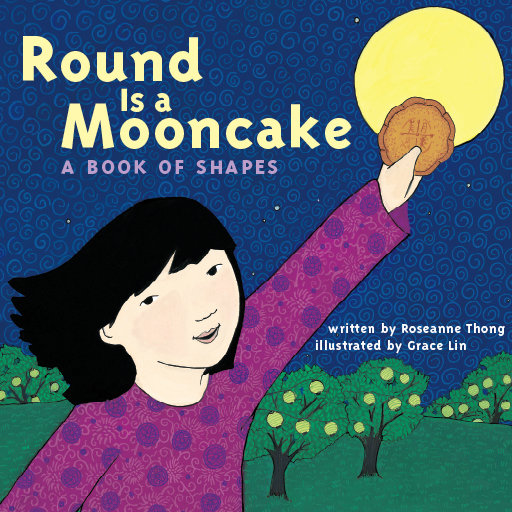 Round Is a Mooncake ($16)