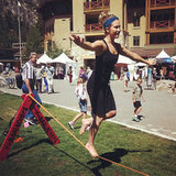 My Stint at Slackline