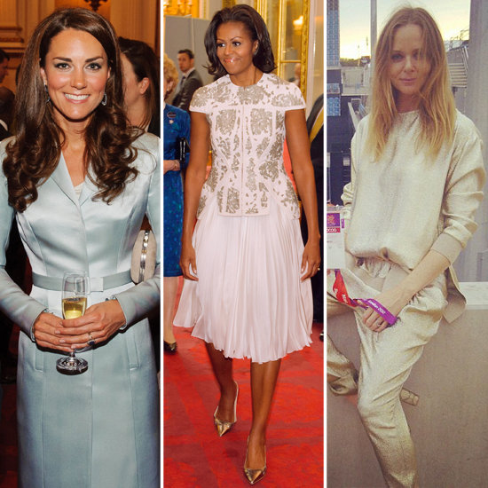 Kate Middleton, Michelle Obama, Stella McCartney Lead Olympics Fashion
