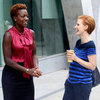 Jessica Chastain and Viola Davis Eleanor Rigby Pictures