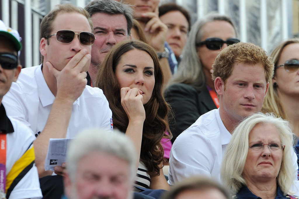 Prince William and Kate Middleton Cheer on Zara to a Medal