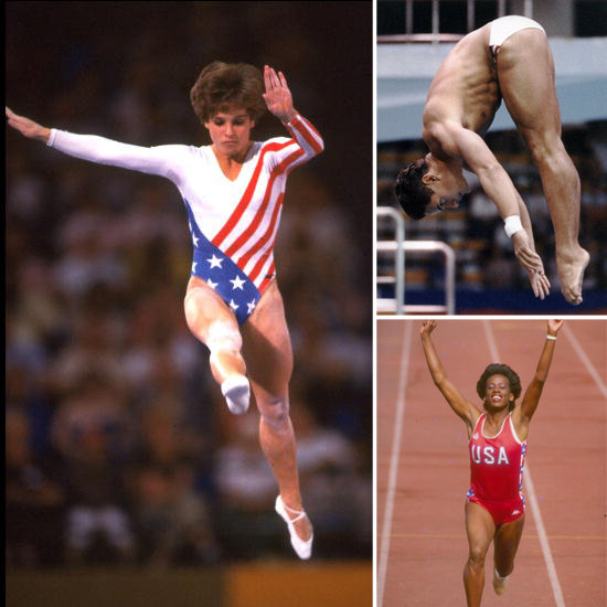 Where Are They Now: Current Careers of 7 Legendary Olympians