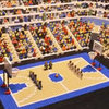 Olympic Basketball Lego Reconstruction