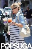 Reese Witherspoon Balances Her Baby Bump While Rob Parties in Ojai