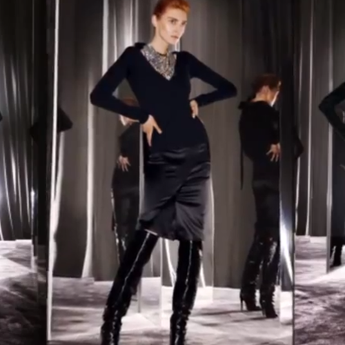 Tom Ford Fall 2012 Lookbook (Video)