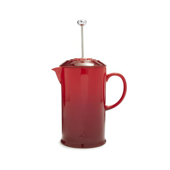 Le Creuset Cherry French Press