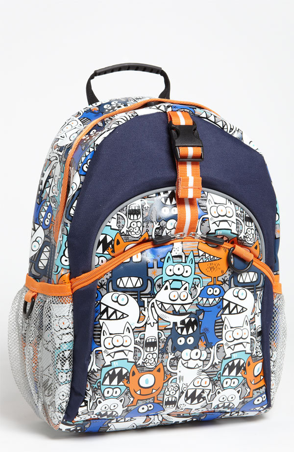 Monster-Themed Backpacks