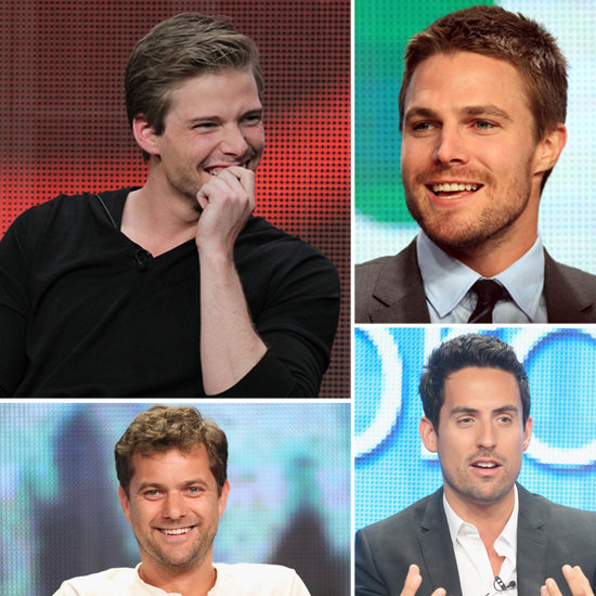 TV Treats: The Hottest Guys of the Summer TCA