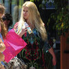 Jessica Simpson Takes Maxwell Johnson to Lunch | Pictures