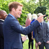 Prince Harry at Young Athletes Reception | Pictures