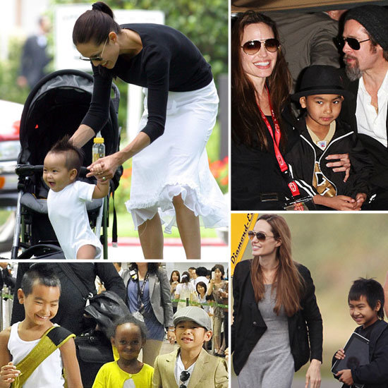 Happy 11th Birthday, Maddox Jolie-Pitt!