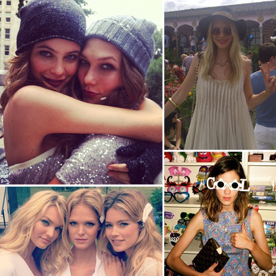 The Week's Stylish Celebrity Snaps From Social Media