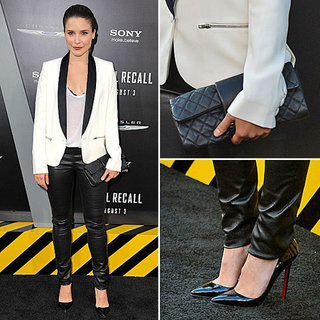 Sophia Bush at Total Recall Premiere