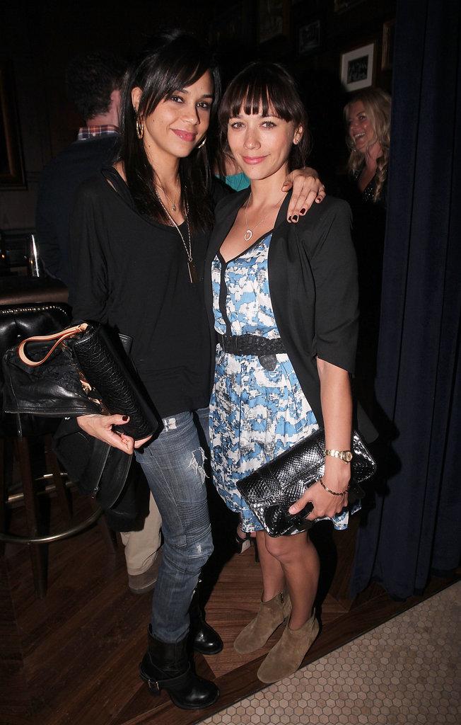 Rashida and Kidada Jones