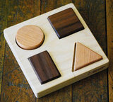 Basic Shapes Puzzle ($24)