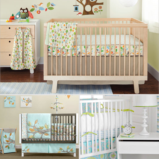 7 Unisex Crib Sets For the Gender-Neutral Nursery