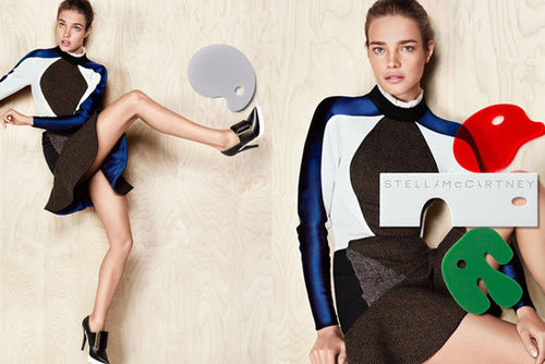 Stella McCartney Fall 2012 Ad Campaign