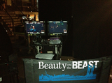 Jay Ryan shared his excitement from the set of The CW's new series Beauty and the Beast. Source: Twitter user JayRyan