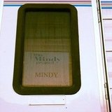 Mindy Kaling showed off her new trailer on the set of The Mindy Project Source: Instagram user mindykaling