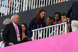 Kate Middleton Goes Solo to Cheer on Men's Field Hockey