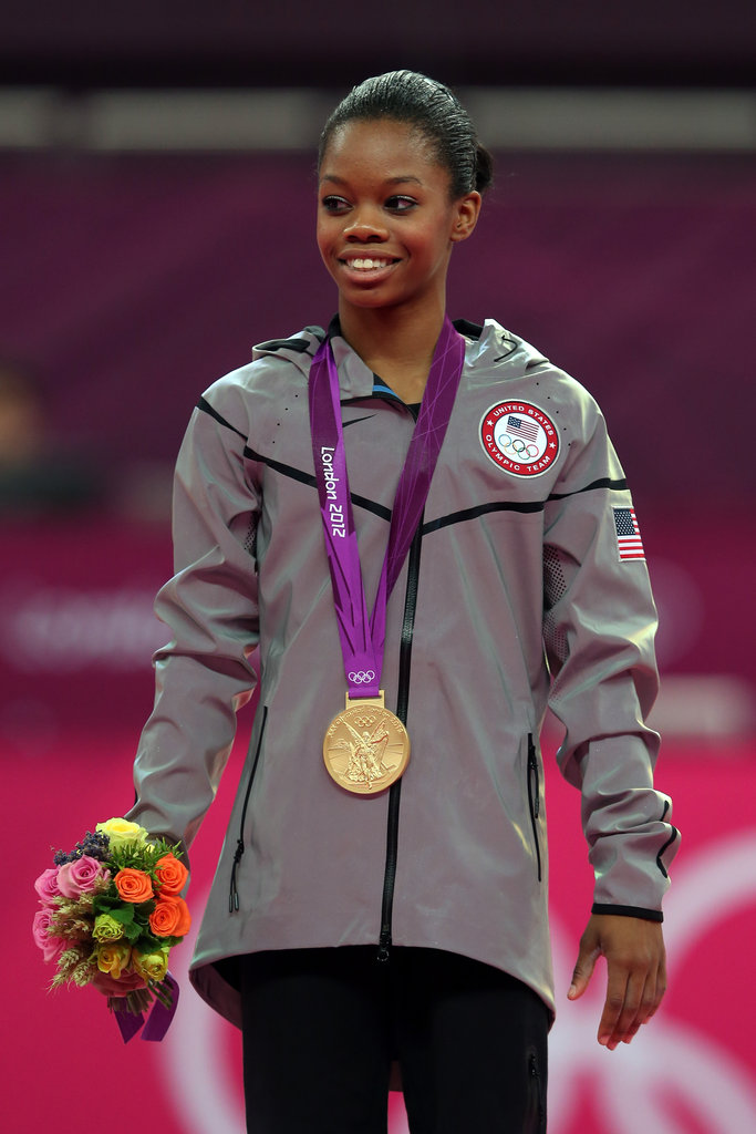 "Gold For Gabby — All About Her ""Amazing"" Historic Win in London!"